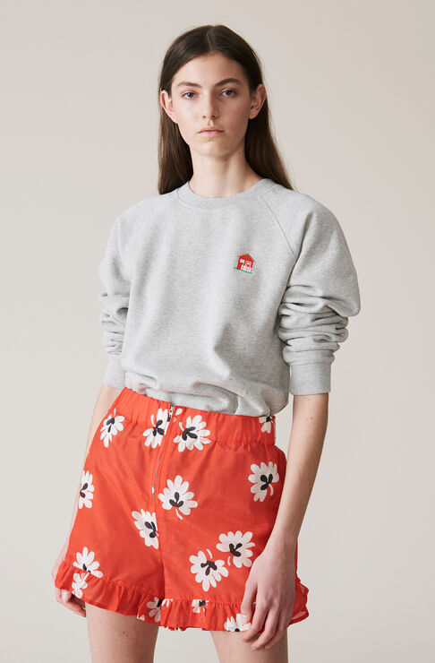 Lott Isoli Sweatshirt, Cottage, Paloma Melange, hi-res