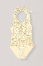 Sonata Swimwear Swimsuit, Anise Flower, hi-res