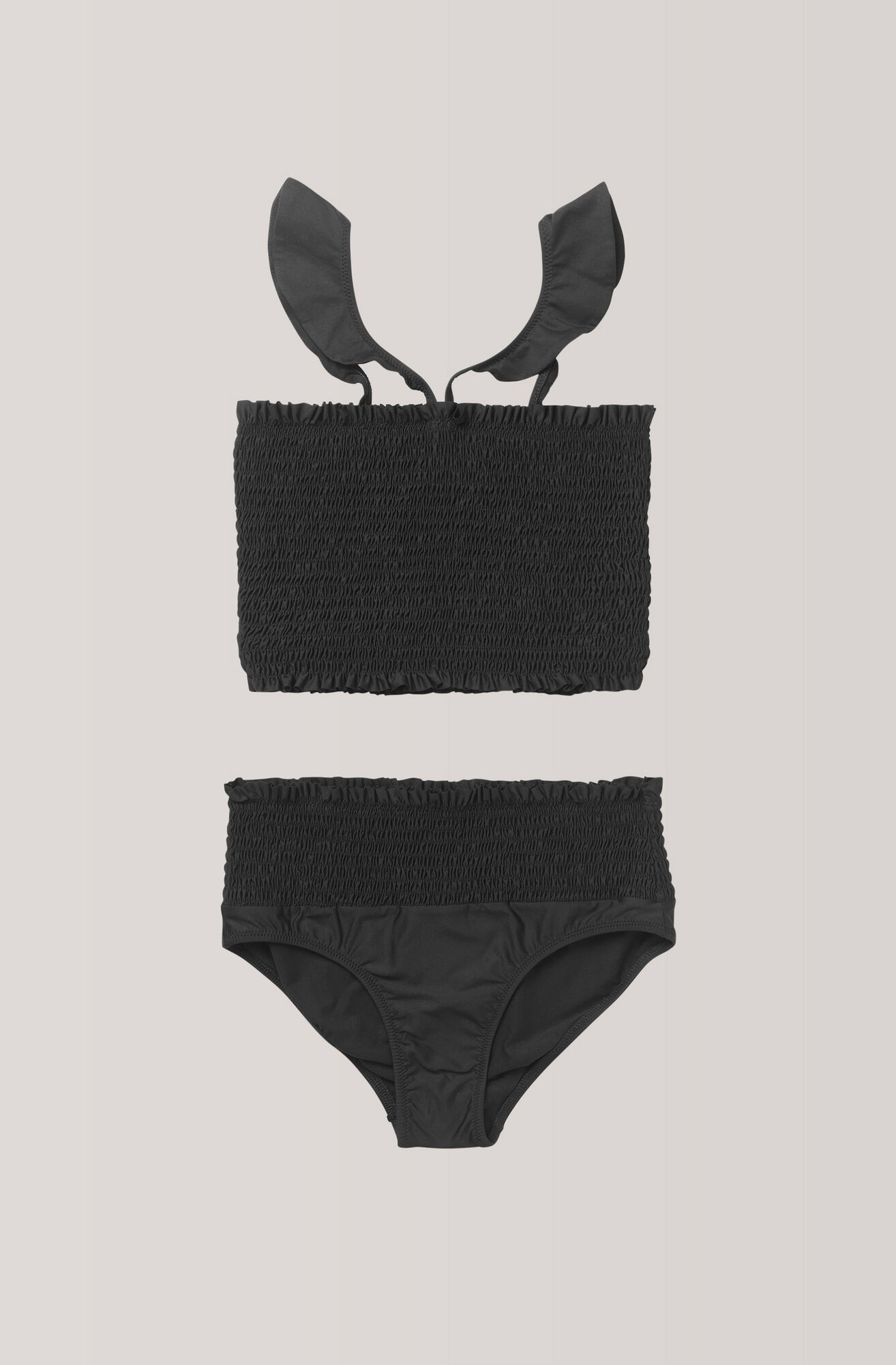 Ipanema Swimwear Solid Bikini, Black, hi-res