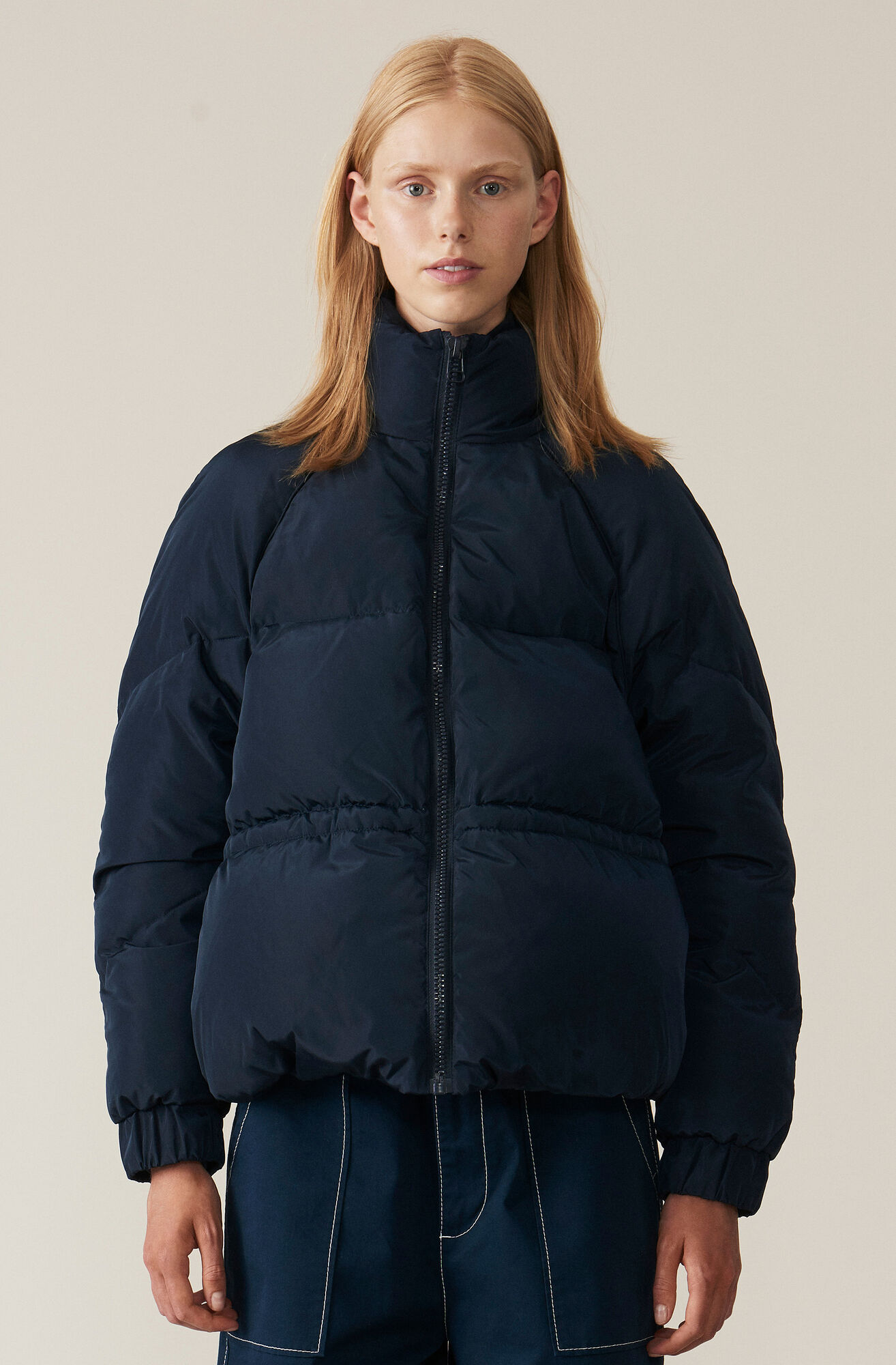 Tech Down Jacket, Total Eclipse, hi-res