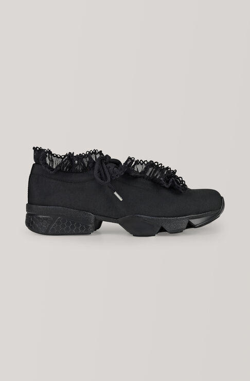 Harriet Sneakers, Black, hi-res