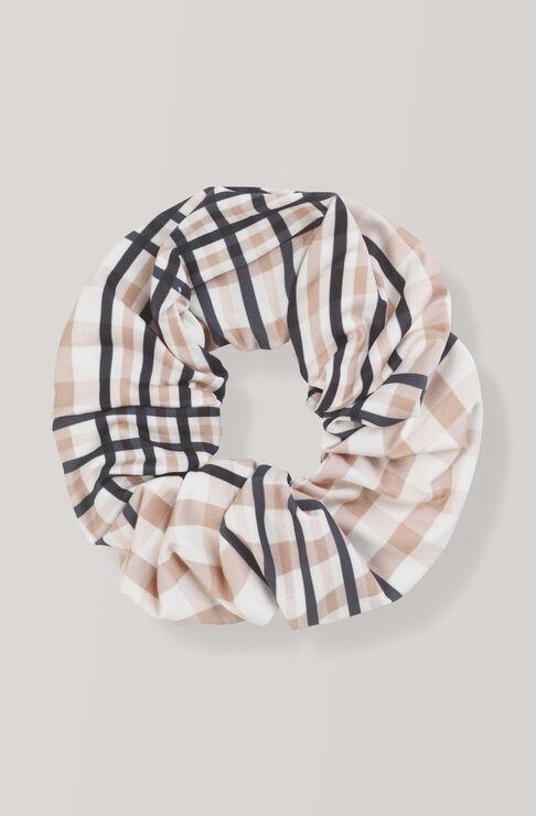 Leto Swimwear Scrunchie, Cuban Sand, hi-res