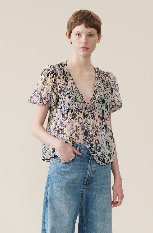 bb6674bd259a54 GANNI Tops & T-Shirts | Shop Tops & T-Shirts at GANNI.COM