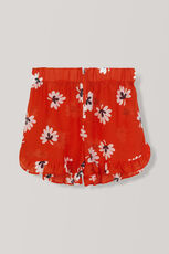 Linaria Shorts, Big Apple Red, hi-res