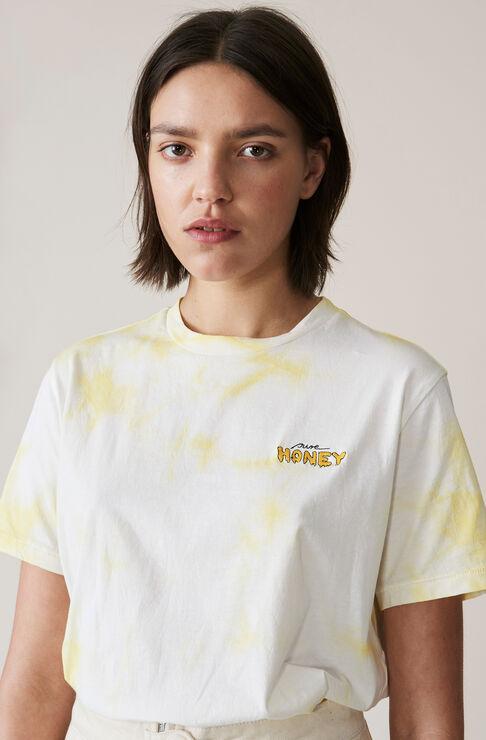 Verbena T-Shirt, Honey, Anise Flower, hi-res