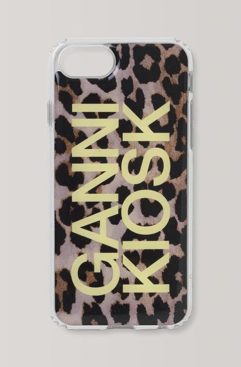 Iphone case Iphone 8, Leopard, hi-res