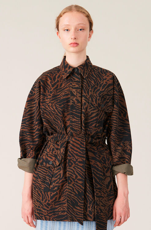 445132c8 GANNI Coats & Jackets | Shop Coats & Jackets at GANNI.COM
