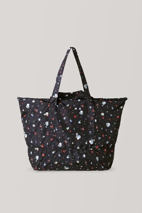 Fairmont Accessories Shopper Bag, Black, hi-res
