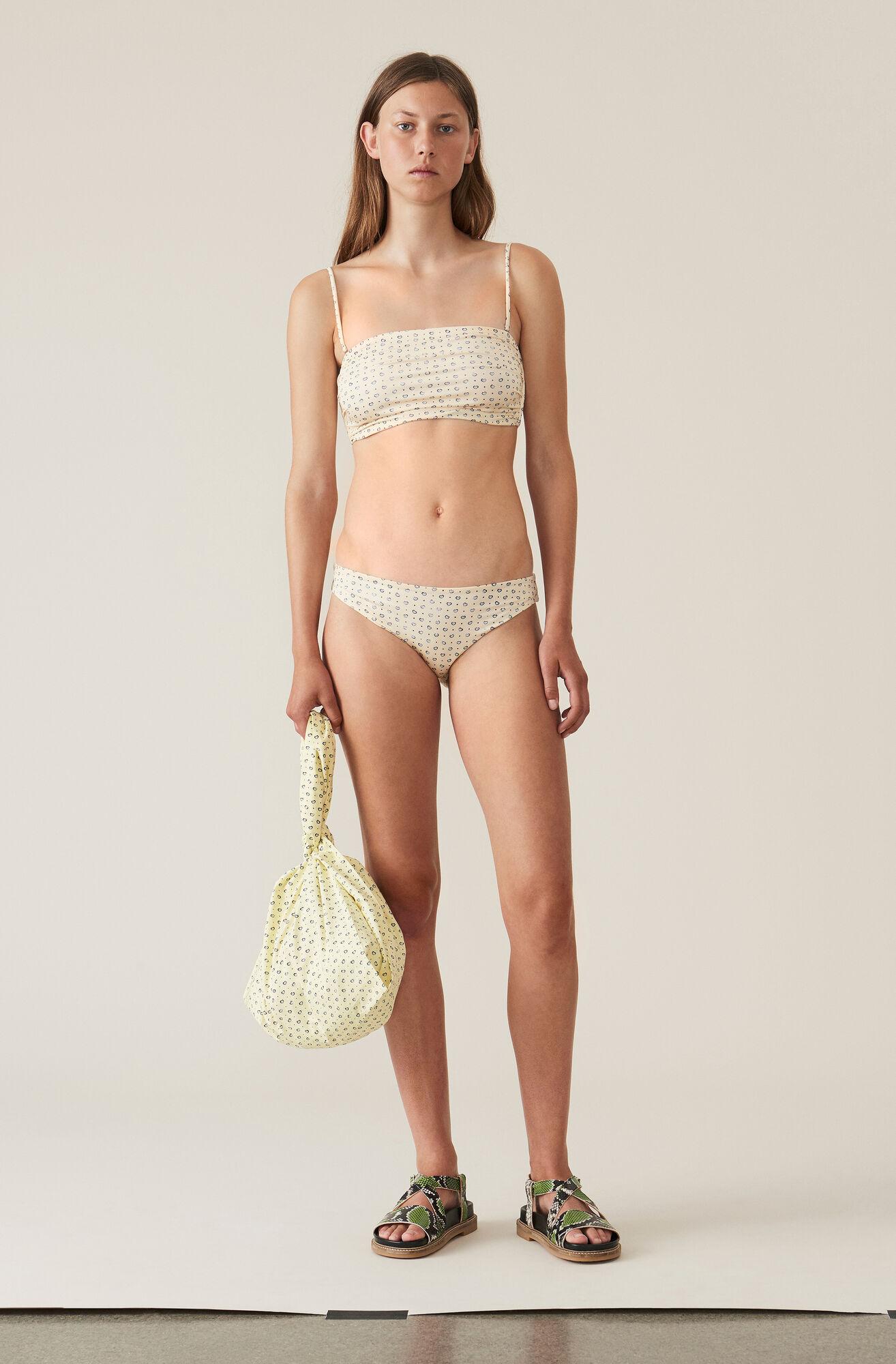 Sonata Swimwear Bikini, Anise Flower, hi-res