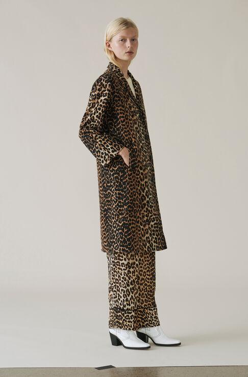 Camberwell Coat, Leopard, hi-res