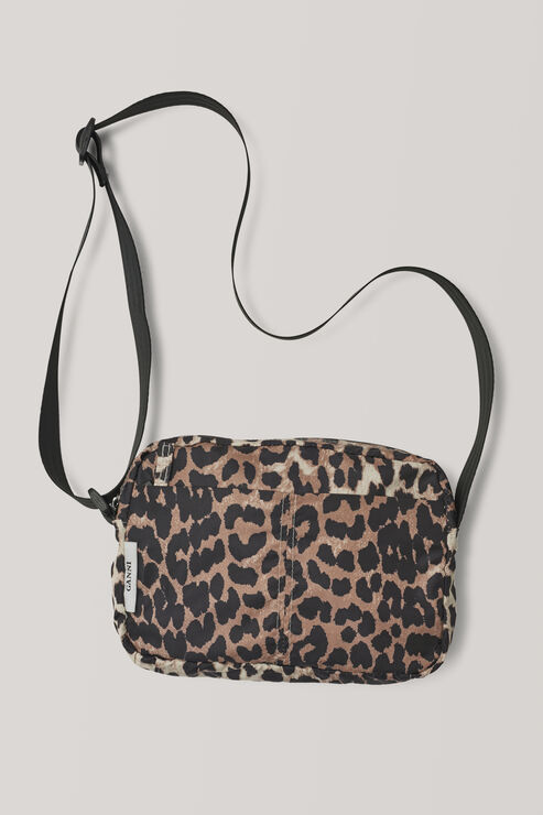 Fairmont Accessories Bag, Leopard, hi-res