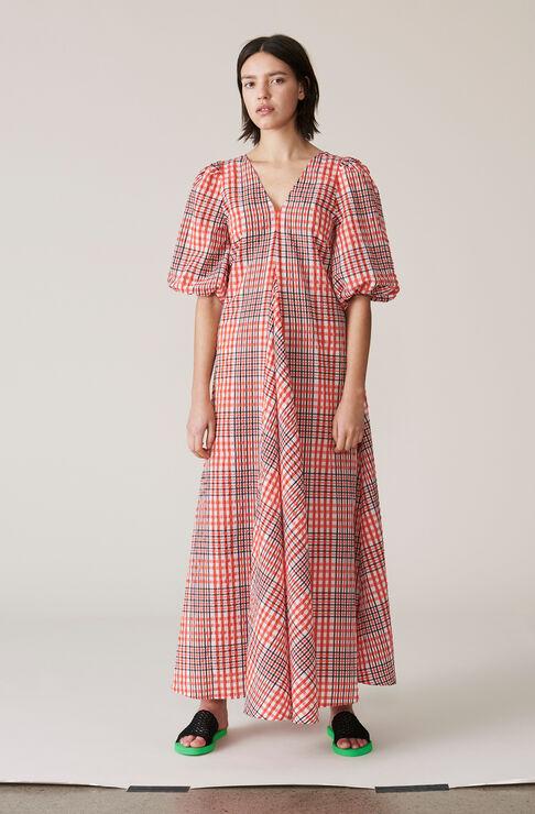 Charron Maxi Dress, Big Apple Red, hi-res