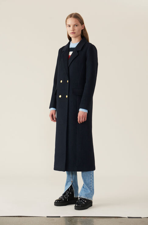 Woodside Coat, Total Eclipse, hi-res