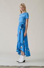 Joycedale Maxi Skirt, Marina, hi-res