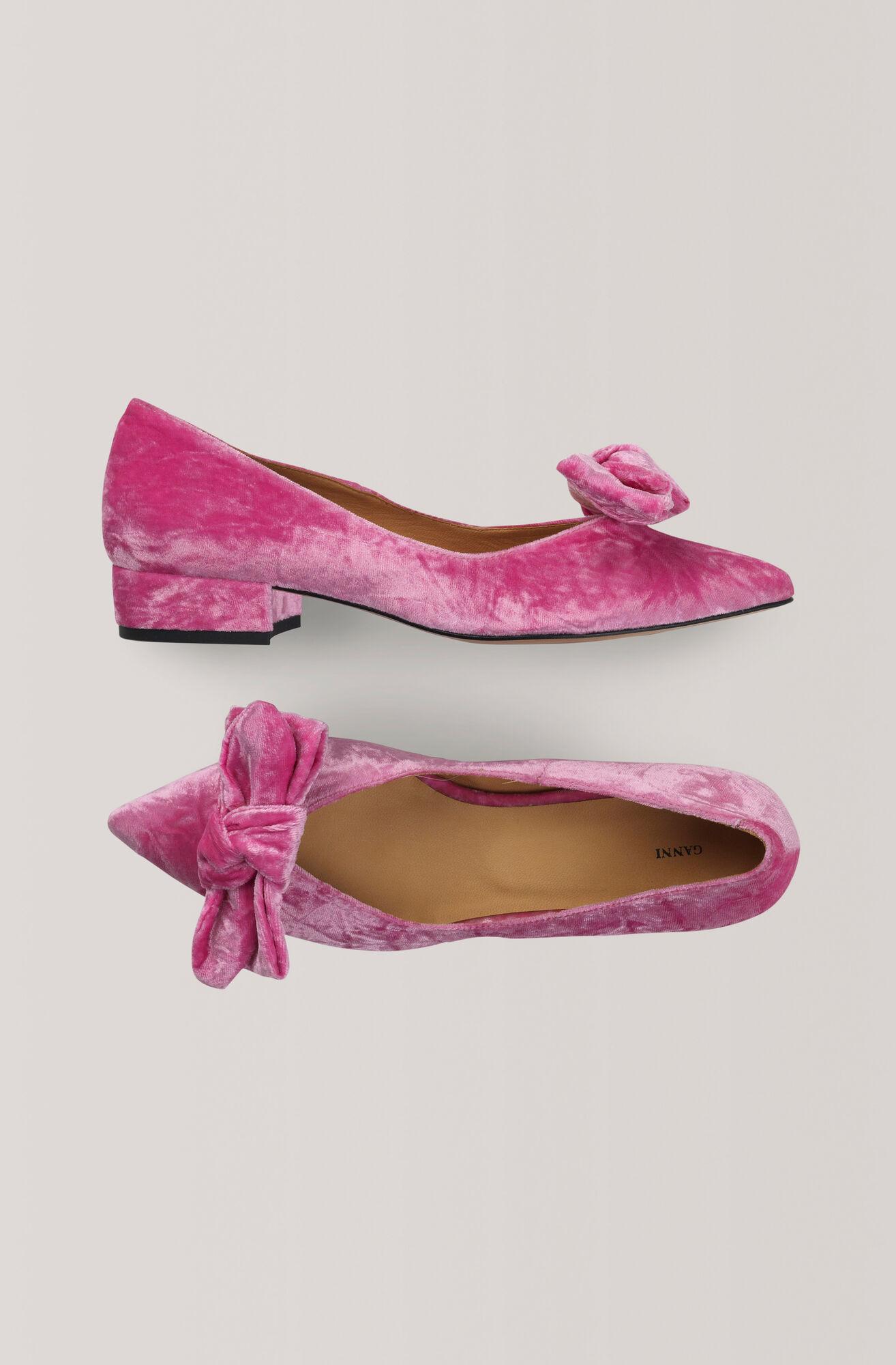 Effie Ballerina, Hot Pink, hi-res