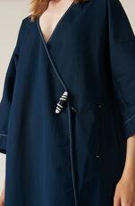 Stretch Chino Coat, Total Eclipse, hi-res