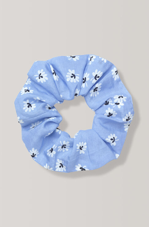 Beacon Scrunchie, Serenity Blue, hi-res