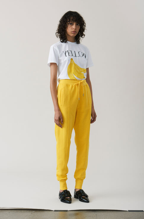 Lott Isoli Pants, Lemon, hi-res