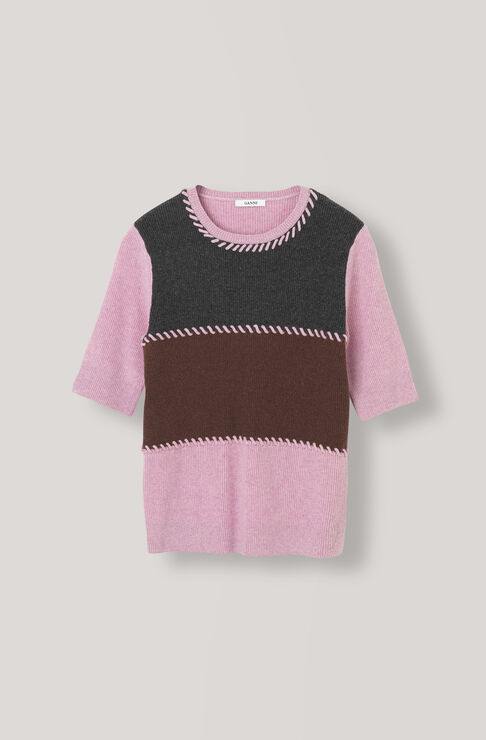 Mercer T-shirt, Multicolour, hi-res