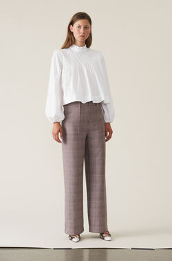 Suiting Pants, Silver Pink, hi-res