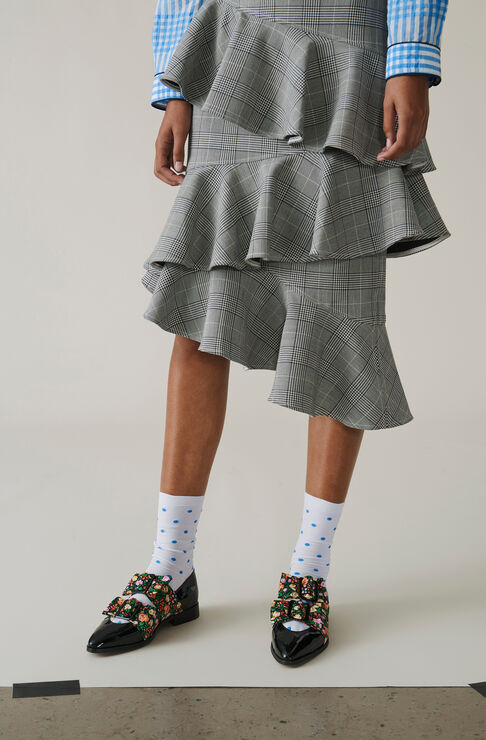 Garvey Skirt, Paloma Melange, hi-res