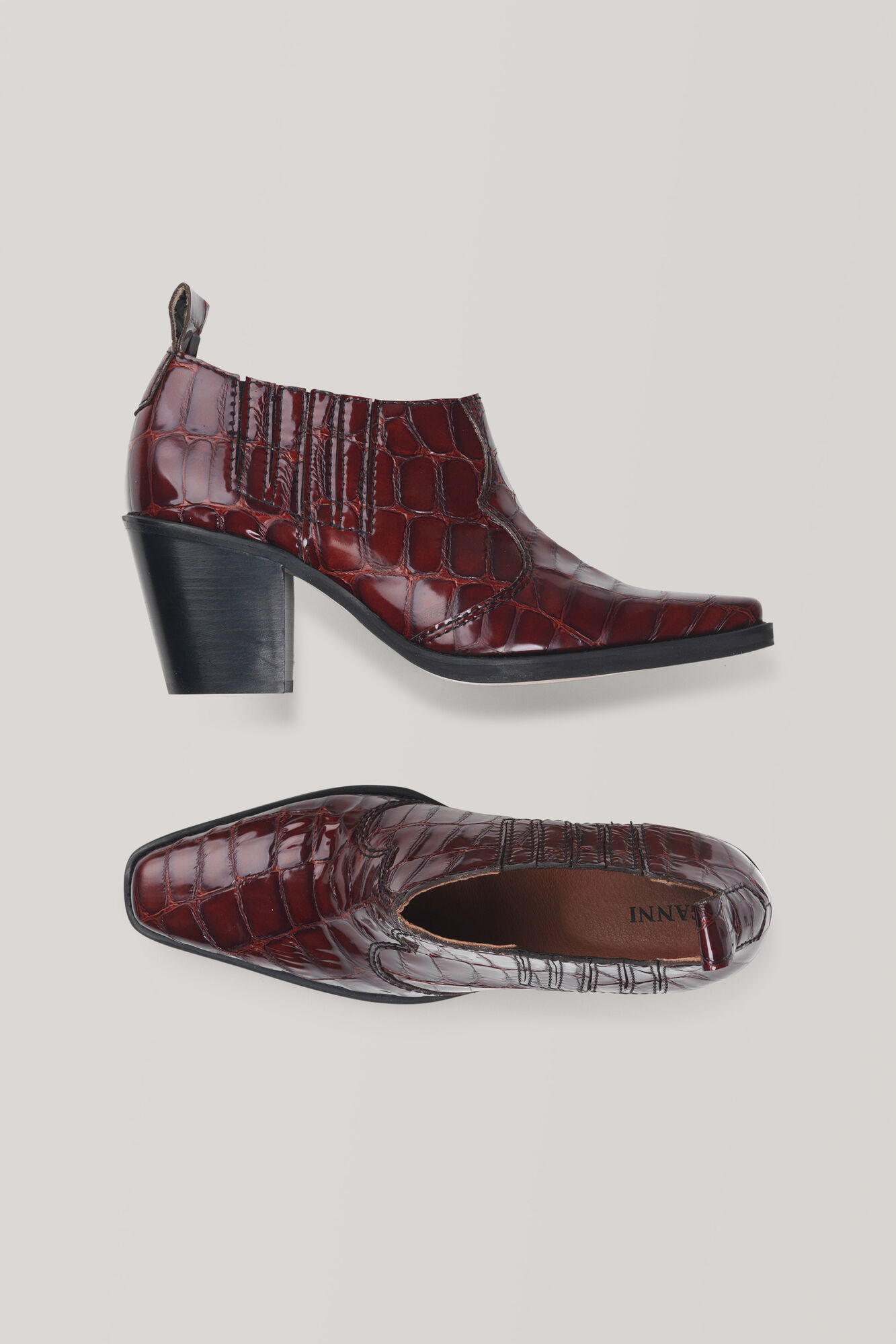 Nola Shoes, Cognac, hi-res