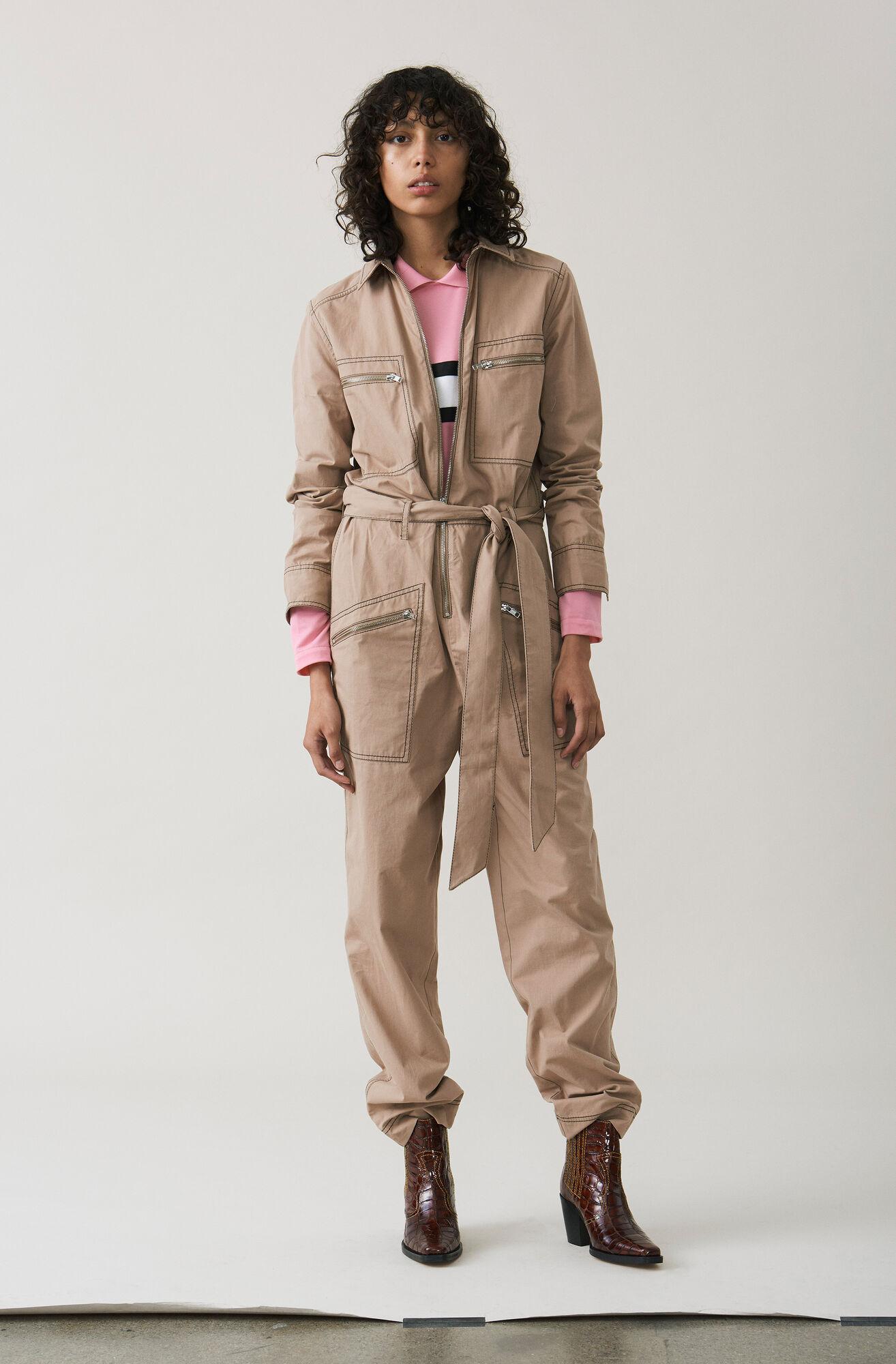 c4770ec4136 Phillips Cotton Jumpsuit