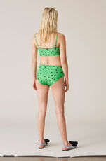 Clover Swimwear Bikini, Classic Green, hi-res
