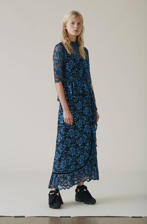 Flynn Lace Skirt, Total Eclipse, hi-res