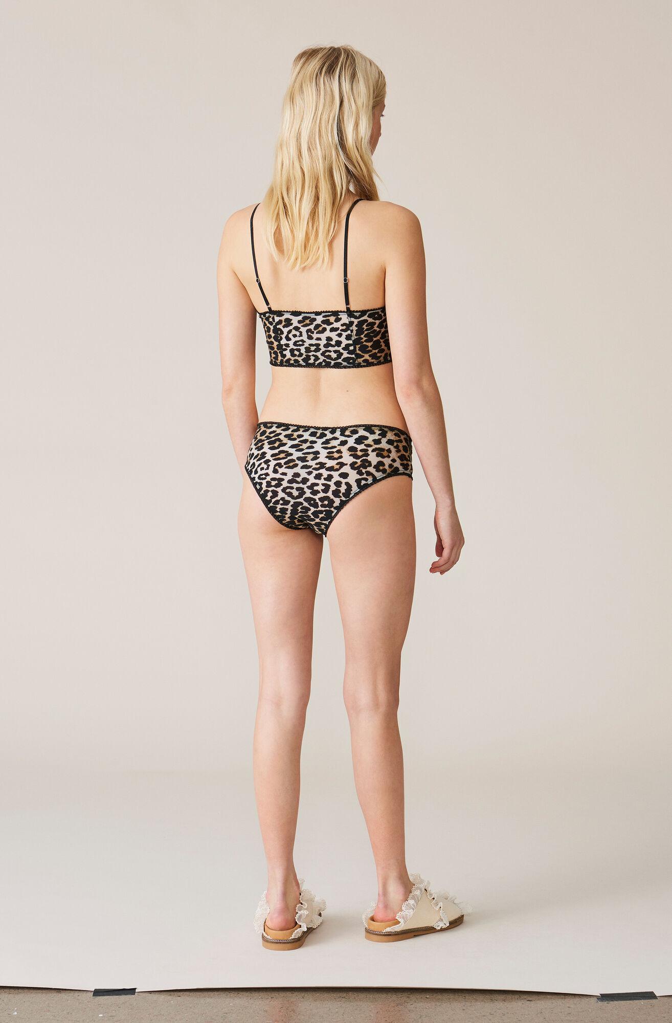 Vandalay Panties, Leopard, hi-res