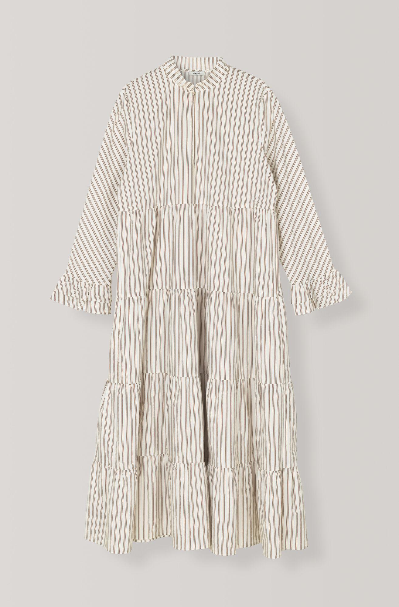 Swimton Dress, Egret, hi-res