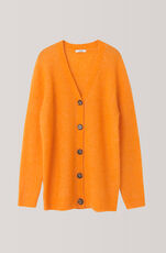 Evangelista Cardigan, Turmeric Orange, hi-res