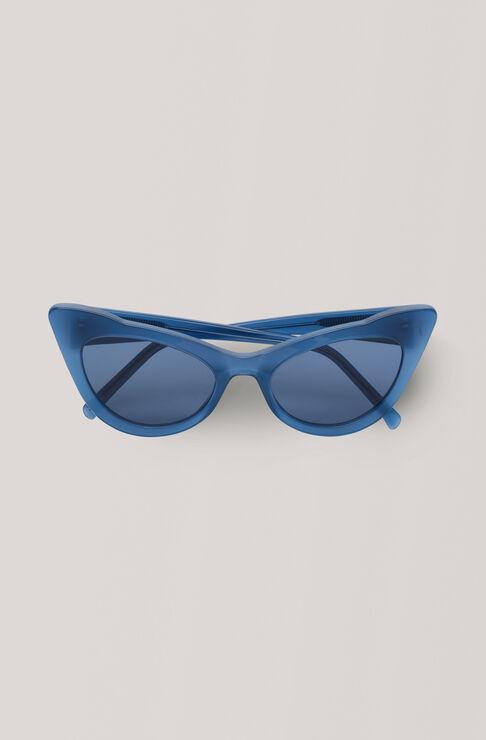 Cat-Eye Sunglasses Solbriller, Total Eclipse, hi-res