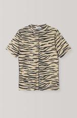 Light Stretch Jersey T-shirt, Irish Cream, hi-res
