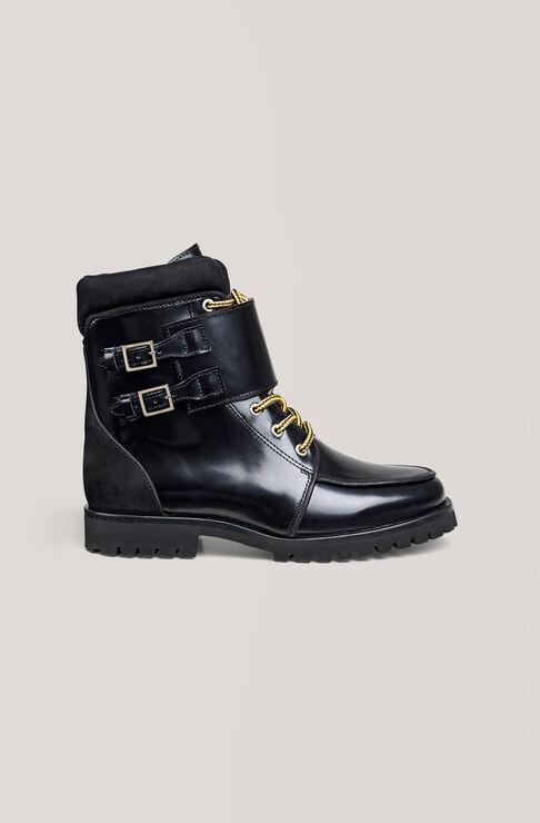 Dora Boots, Black, hi-res
