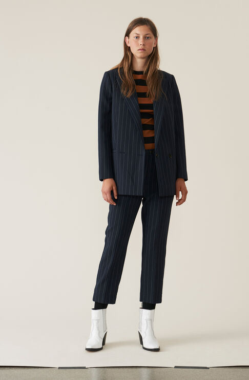 Suiting Slim Pants, Total Eclipse, hi-res