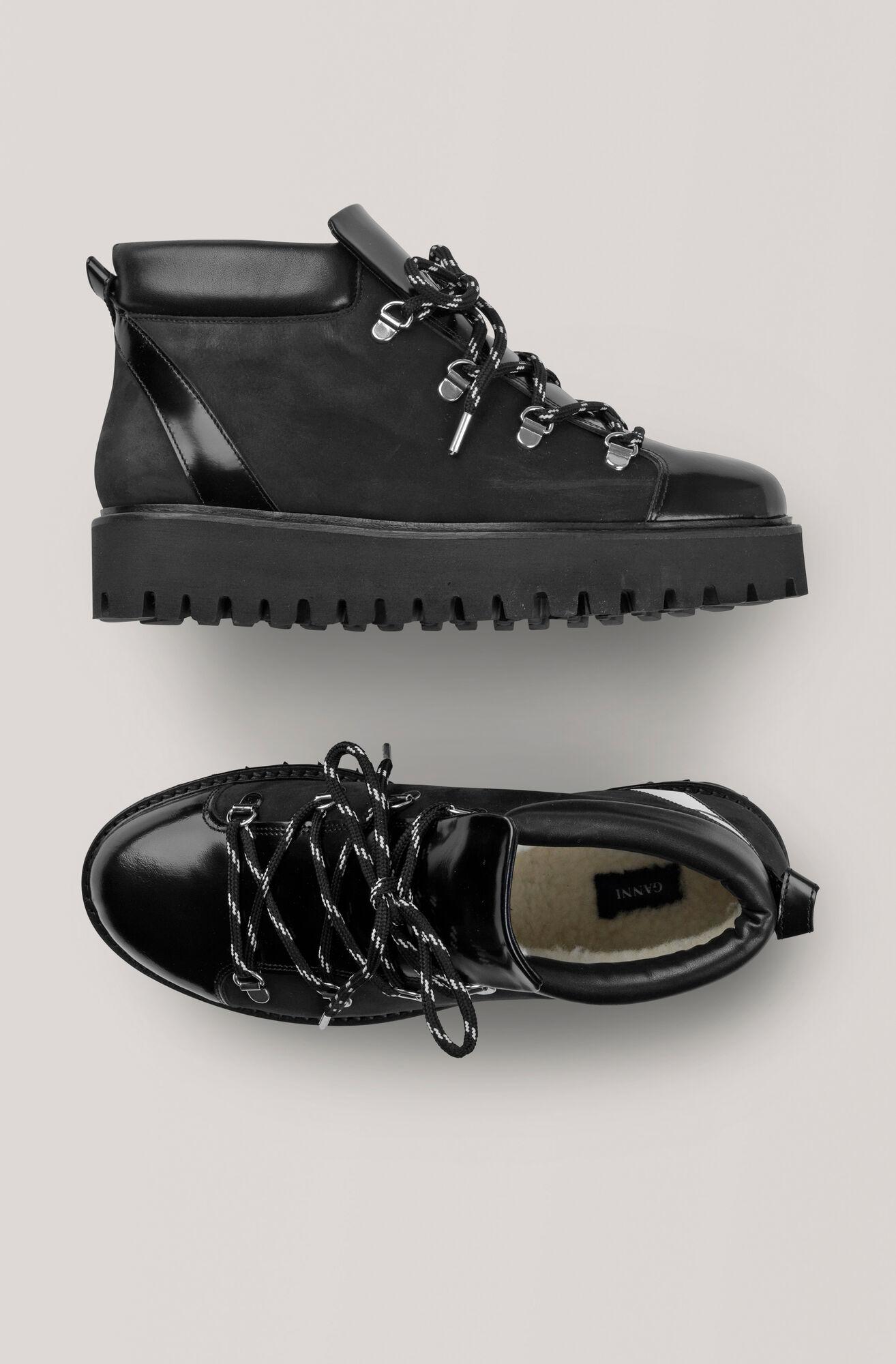 Winter City Boots, Black, hi-res