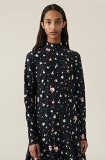 Heavy Jersey Maxi Dress, Black, hi-res