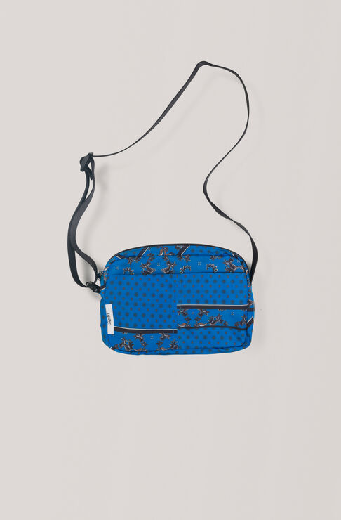 Tech Fabric Accessories Bag, Lapis Blue, hi-res
