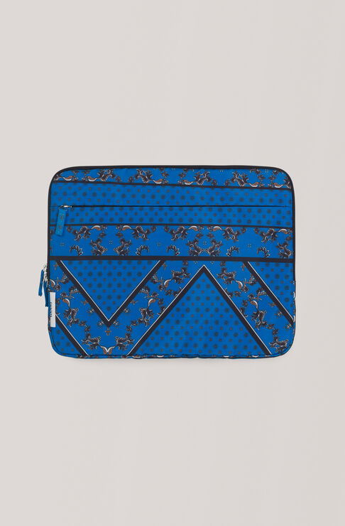 Tech Fabric Accessories Computer Sleeve, Lapis Blue, hi-res