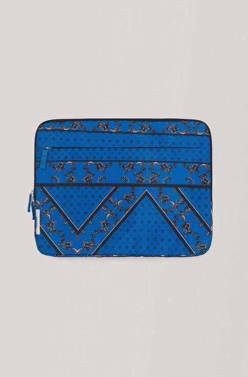 Tech Fabric Accessories Laptop Sleeve, Lapis Blue, hi-res