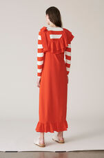 Clark Maxi Dress, Big Apple Red, hi-res