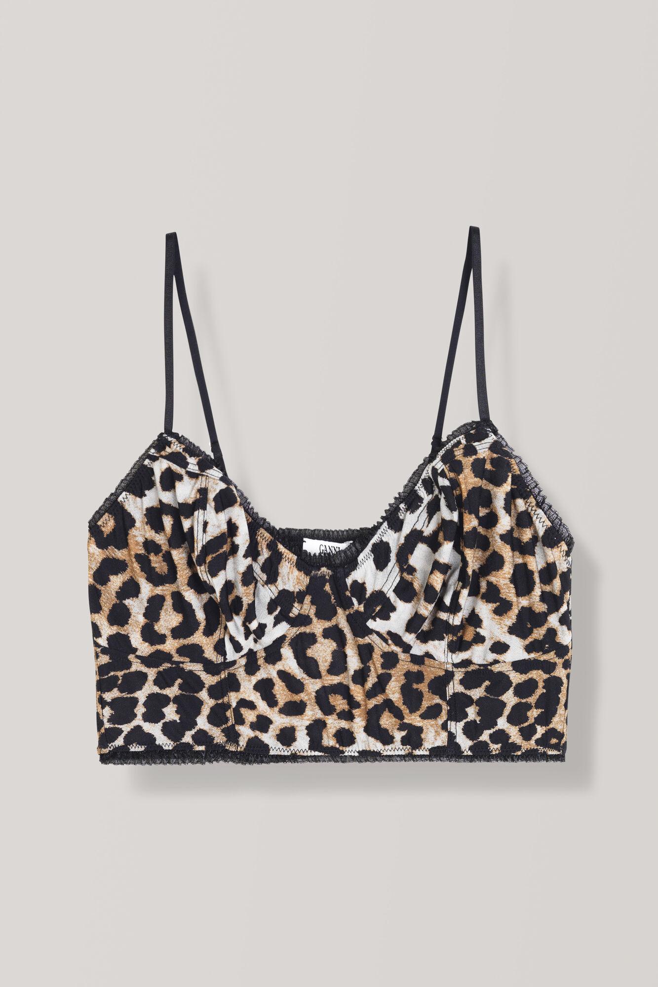 Vandalay Bra, Leopard, hi-res