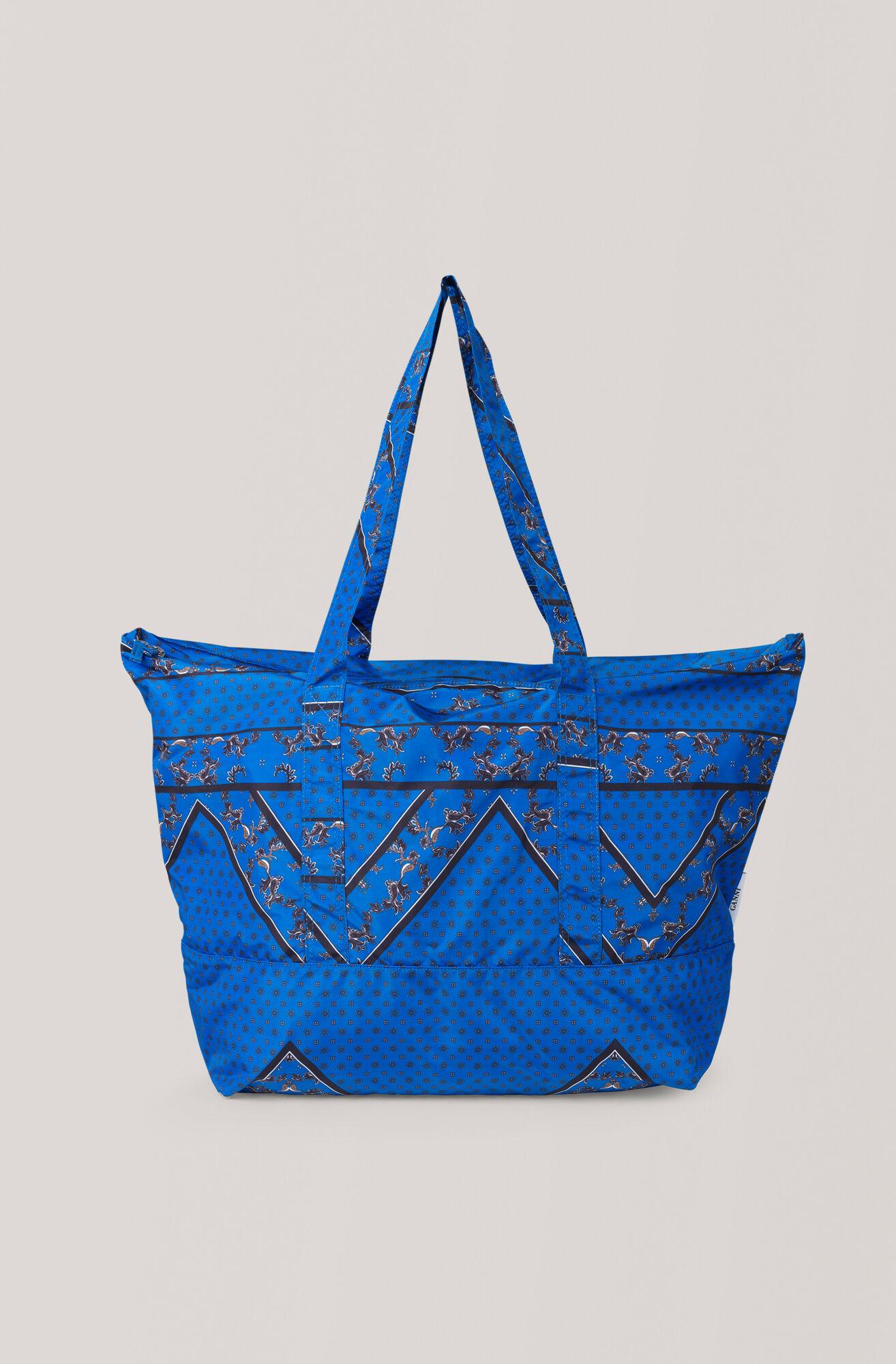 Tech Fabric Accessories Veske, Lapis Blue, hi-res