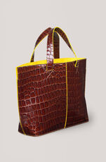 Gallery Accessories Shopper, Tortoise Shell, hi-res
