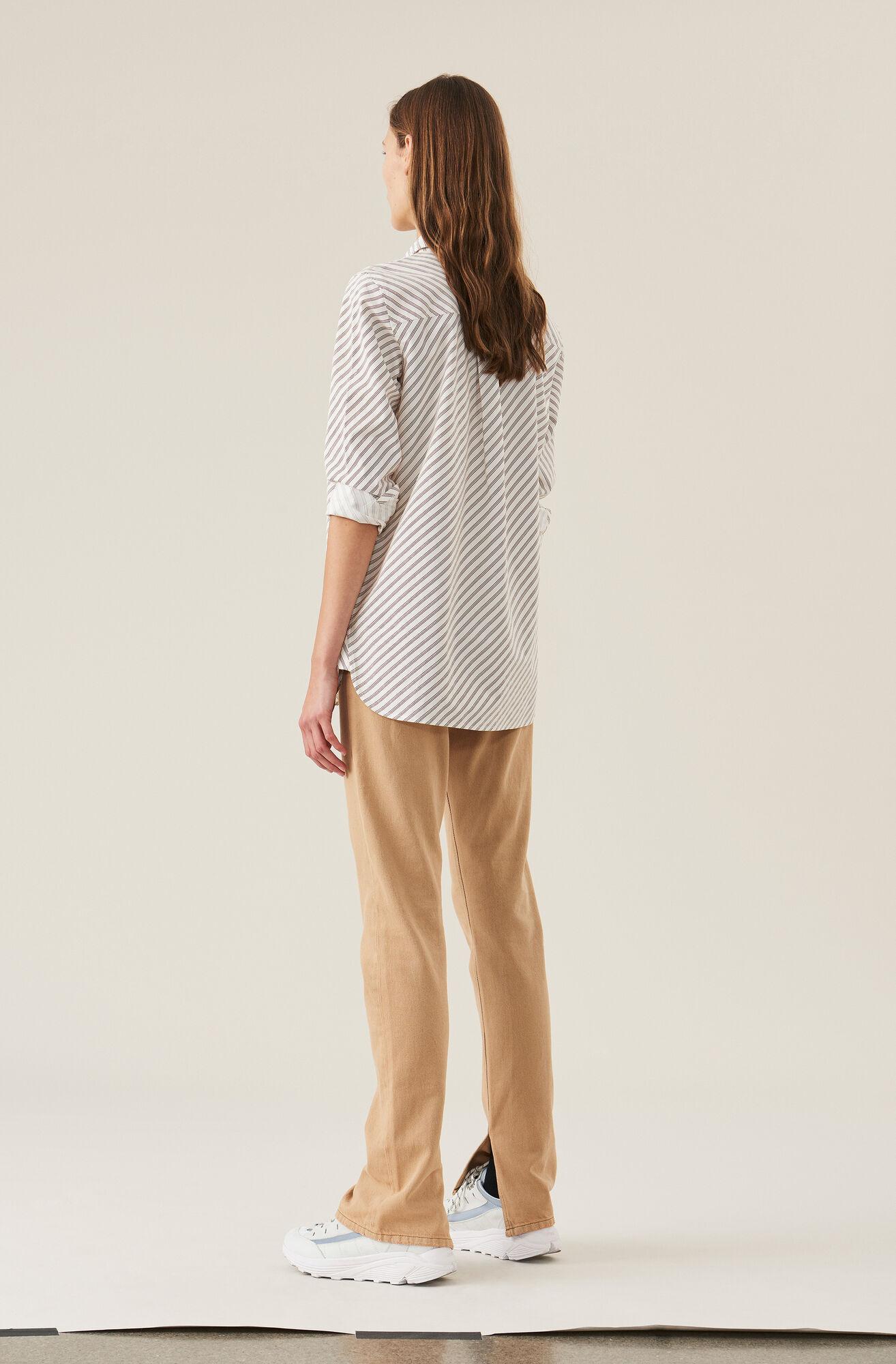 Swimton Shirt, Egret, hi-res