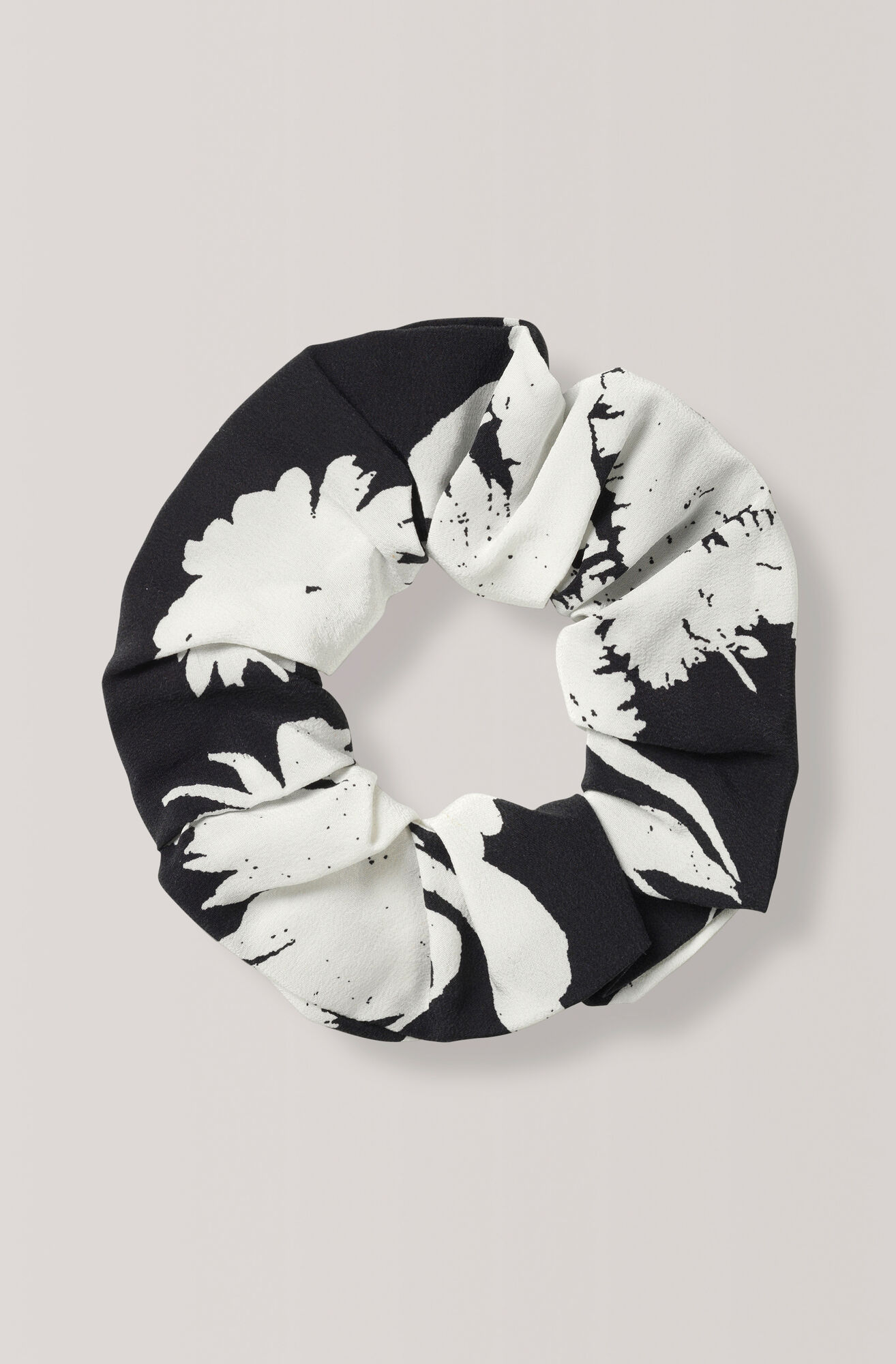 Kochhar Scrunchie, Black, hi-res