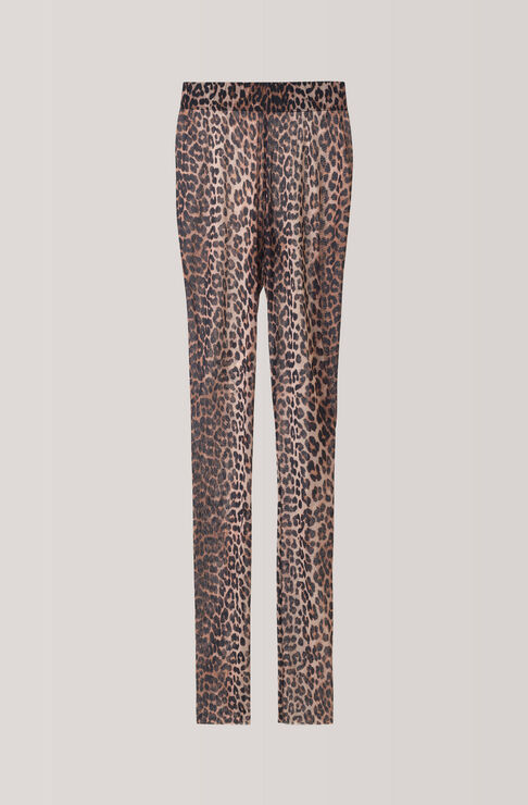 Tilden Mesh Leggings, Leopard, hi-res