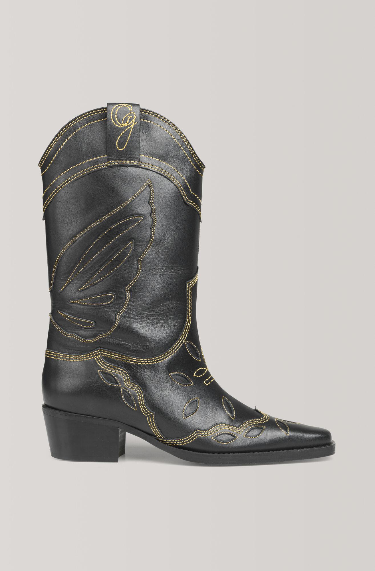 76cc882afd30 GANNI High Texas Støvler ( 460.00 GBP )