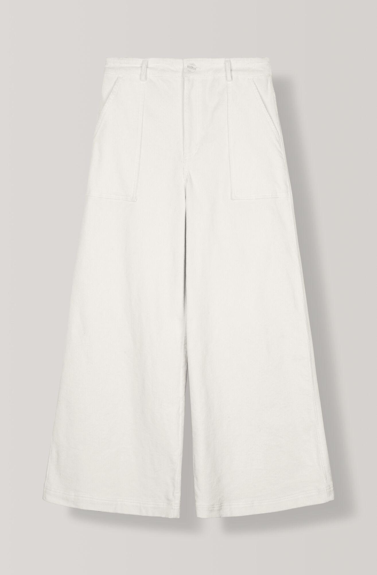 Ridgewood Wide Pants, Egret, hi-res